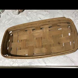 Longaberger vintage basket in great shape